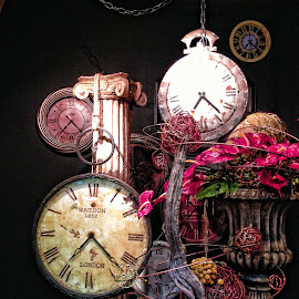 Clocks Display LA County Fair  by Leah N - Artistic Objects Other Objects ( object )