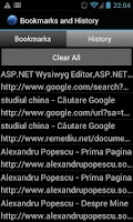 Screenshot of Alex Browser Pro