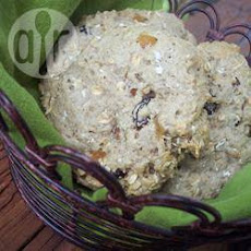 Healthy Oat Snack Cookies