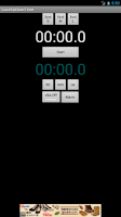 Screenshot of Count Up Down Timer -free ver.
