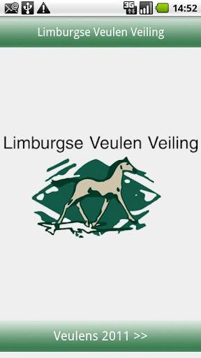 Limburgse Veulen Veiling