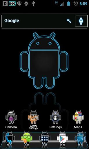 Androidified ADW Apex Nova