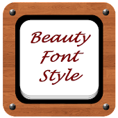 Free Download Beauty Font Style APK for Samsung