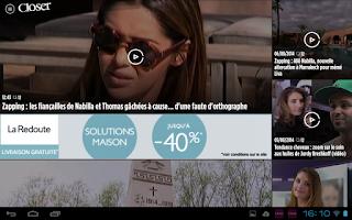 Screenshot of Closer - News People en Live