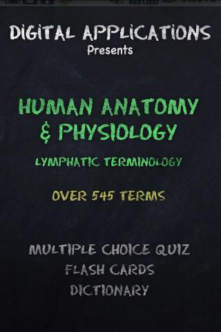 ANATOMY PHYSIOLOGY LYMPHATIC