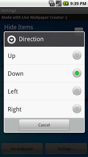 【免費個人化App】Red Blue Green Live Wallpaper-APP點子