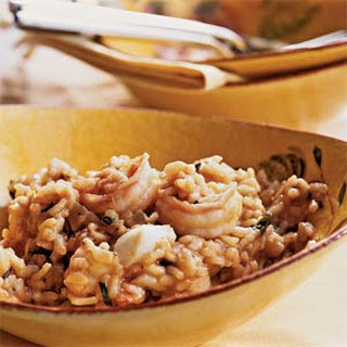 Mixed Seafood Risotto