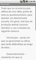 Screenshot of Manual de Redação