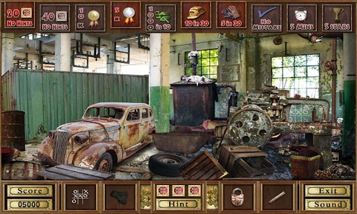 Free Hidden Object - Dirt Yard - screenshot