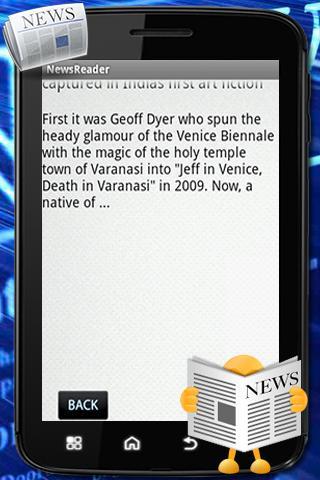【免費新聞App】News Reader-APP點子