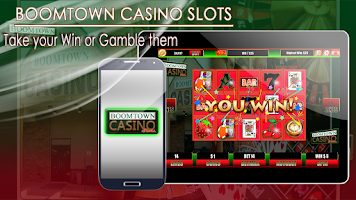 Screenshot of Boomtown Casino Slots