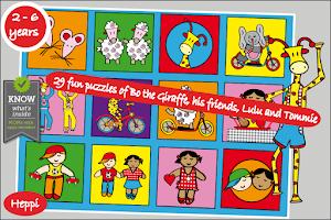 Screenshot of Bo's Jigsaw Puzzles