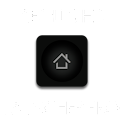 Aeolus HD Dark Launcher Pro icon