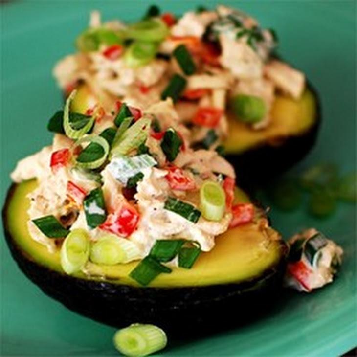 Avocado and Tuna Tapas Recipe | Yummly