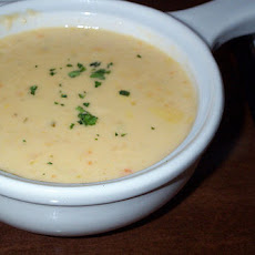 Chef Pachuco's Bad-Ass Wisconsin Beer Cheese Soup