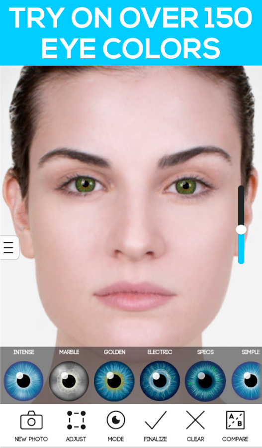 Eye Color Studio Screenshot 8