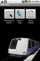 Screenshot of Bart Rider