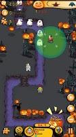 Screenshot of Greedy Pigs Halloween