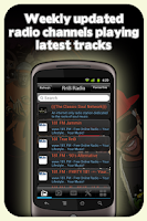 Screenshot of RnB Radio - With Recording