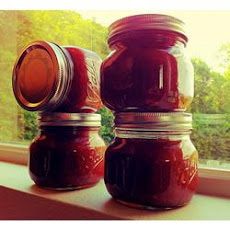 Easy Apple Rhubarb Jam