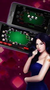 Royal Texas Hold'em - screenshot