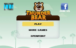 Screenshot of Thunder Bear