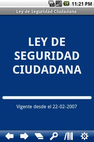 Spanish Public Safety Law