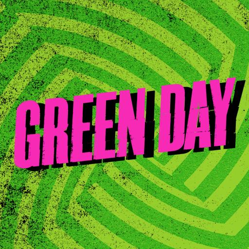 Green Day's official app LOGO-APP點子