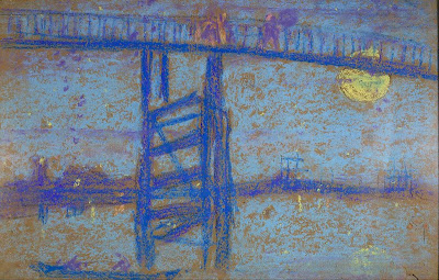 Whistler James, Notturno: il ponte di Battersea