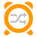 Shuffle Alarm icon