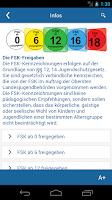 Screenshot of FSK Jugendschutz Filme Trailer