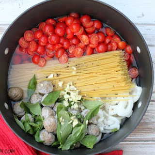 Easy One Pot Pasta