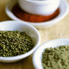Sage and Rosemary Herb Rub