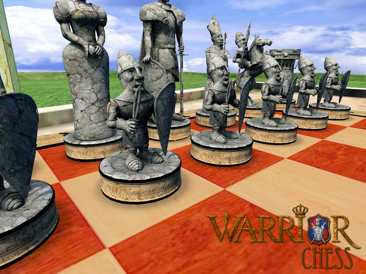 Warrior Chess Screenshot 0