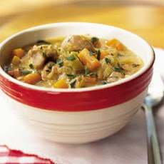 Belgian Turkey Ragout