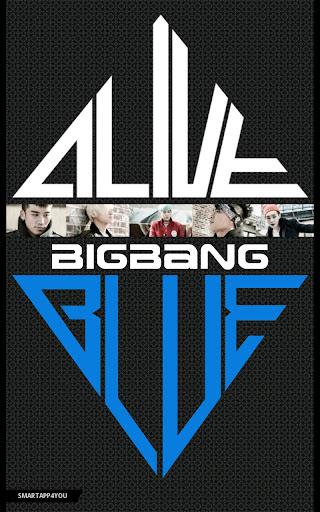 BIGBANG PLAY - Blue