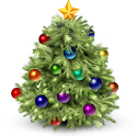 Новогодняя елка (Виджет)