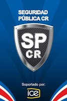 Screenshot of Seguridad Pública CR