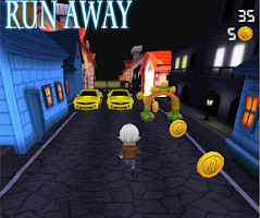 Screenshot of Run Away