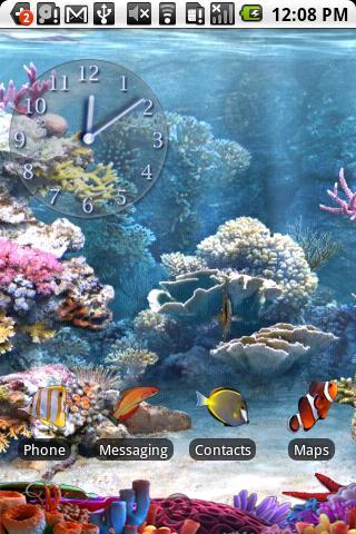 Aquarium Theme HD
