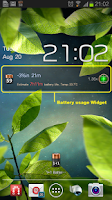 Screenshot of 1+1 Battery Saver