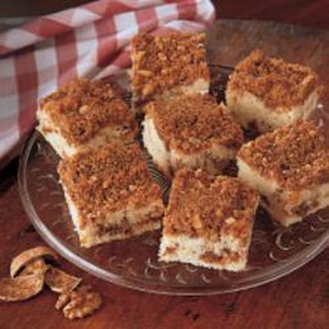 Cinnamon Nut Coffee Cake