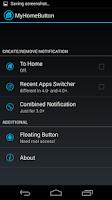 Screenshot of My Home Button