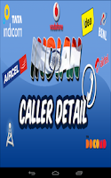 Screenshot of Indian Caller Detail