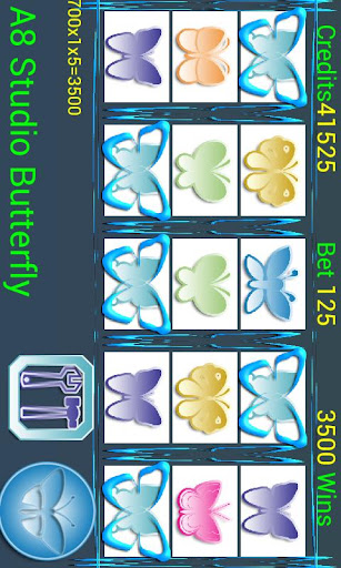 【免費紙牌App】A8 Bufferfly Slot Machine-APP點子