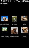 Screenshot of Dog Sounds