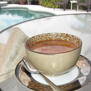 Real Bahamian Conch Chowder