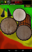 Screenshot of Djembe Fola african percussion