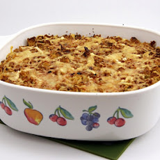 Butternut Squash Gratin With Rosemary Breadcrumbs