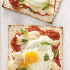Matzo Pizza